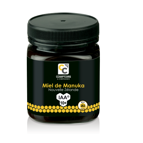 Manuka honey IAA10 +