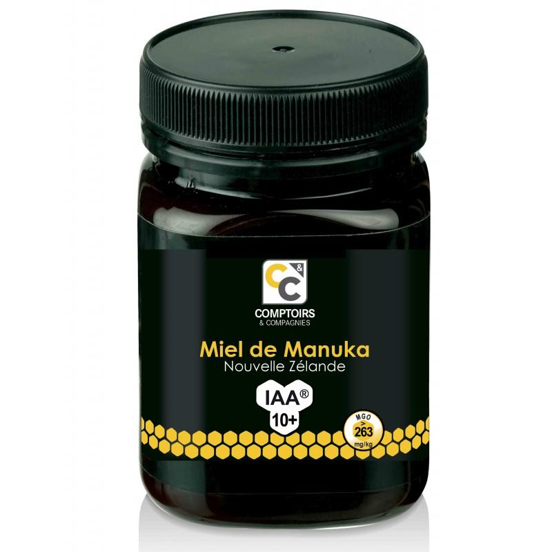 Miel de Manuka IAA10+ - 250g