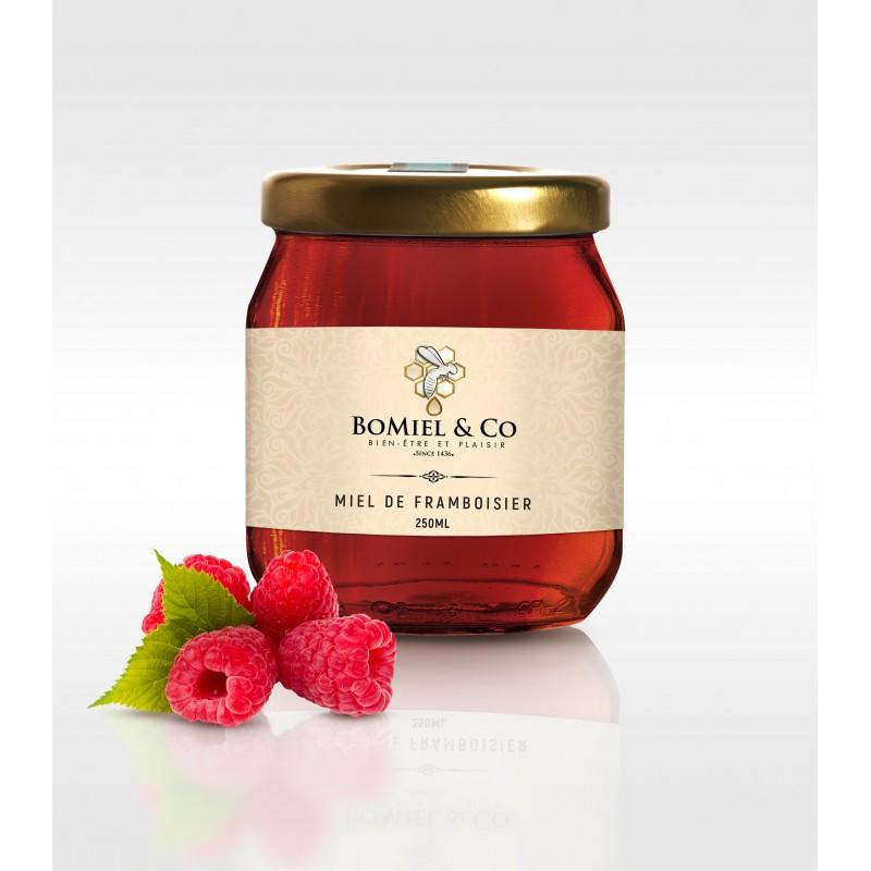 Raspberry honey