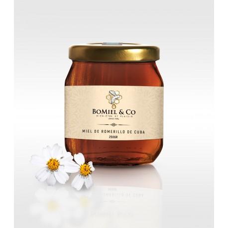 Cuba romerillo honey (rare)