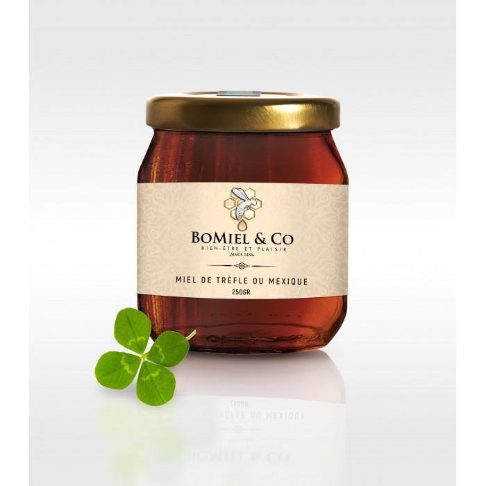 Miel de trèfle (France)