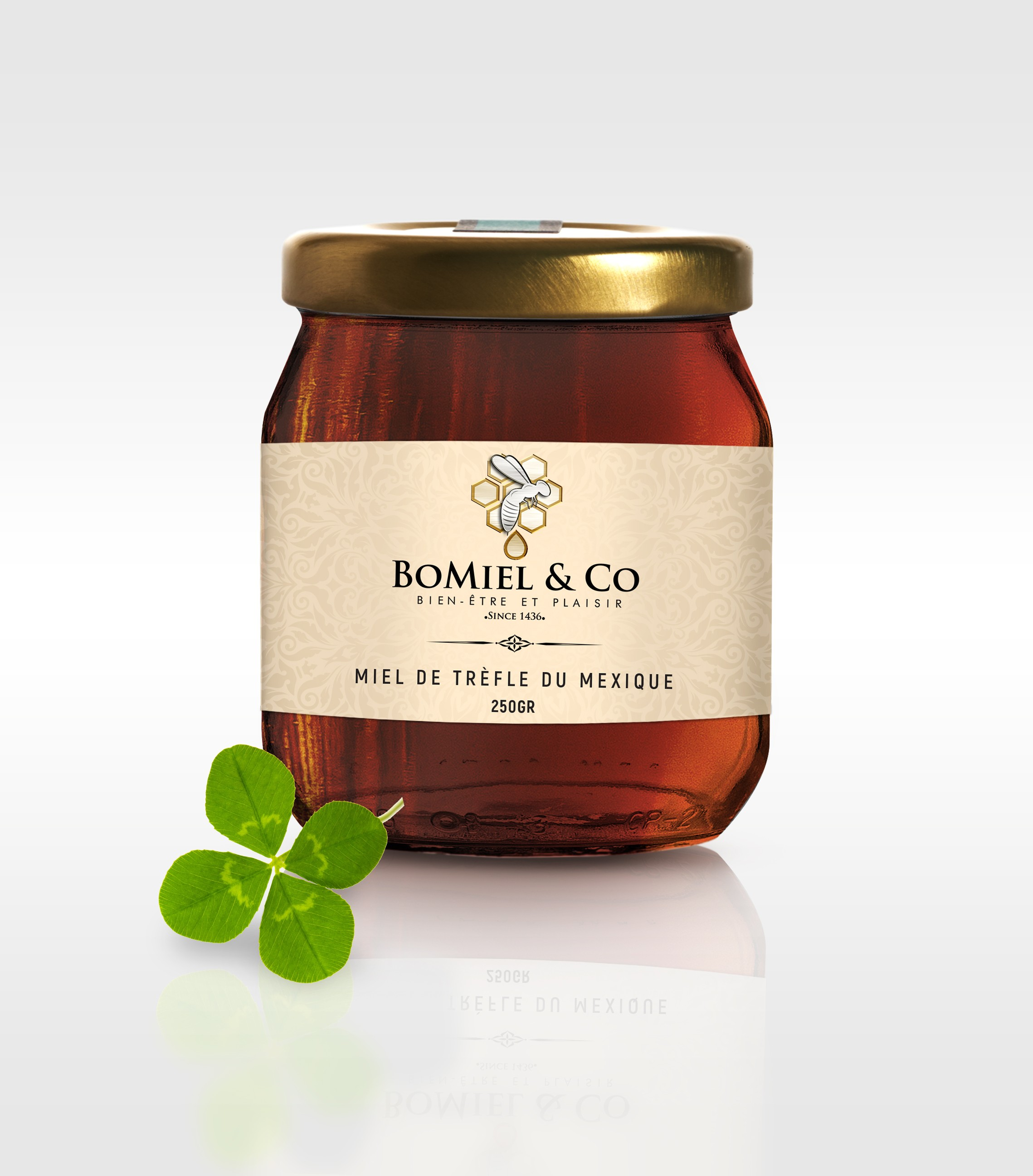 Clover honey (Mexico)
