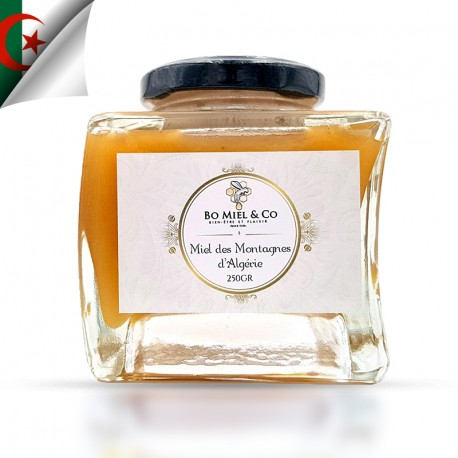 Mountain honey from Algeria