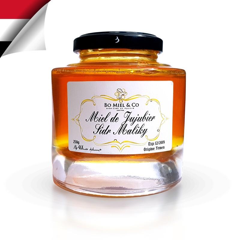 Miel de Jujubier sidr royal du Yemen (analysé à 90%)