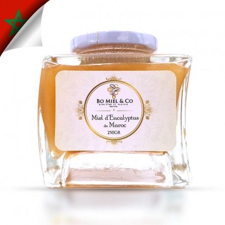 Miel d'eucalyptus (Analysé à 77% )
