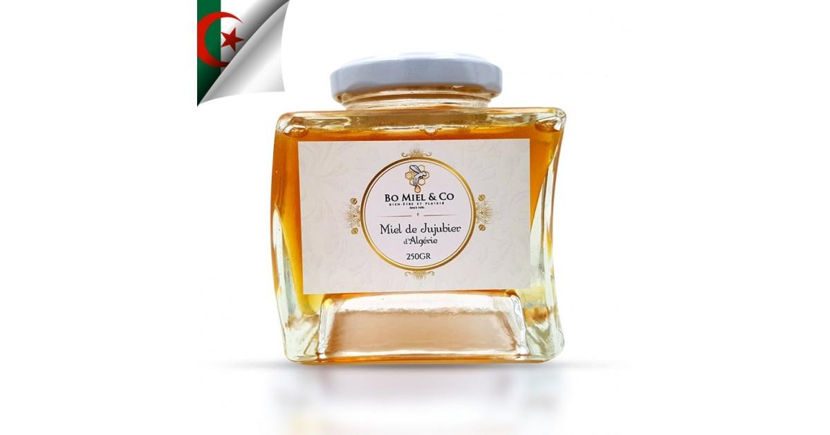 Miel de Jujubier / sidr d'Algérie (analysé à 97%)