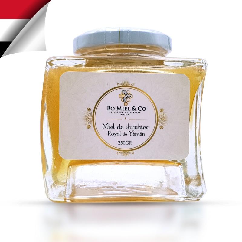 Miel de Jujubier royal du Yemen (analysé à 69%)