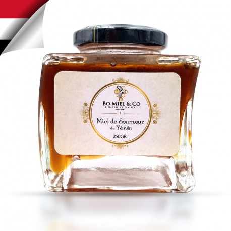 Soumour-Honig (Akaziengummi) aus Jemen