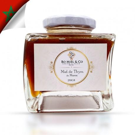 Miel de Thym du Maroc (analysé à 95%)