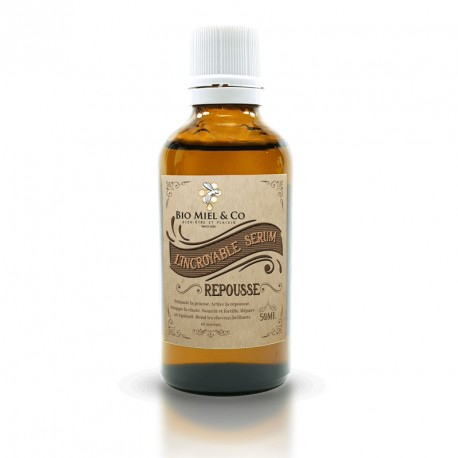Serum Anti-chute / Repousse cheveu (nouvelle formule)