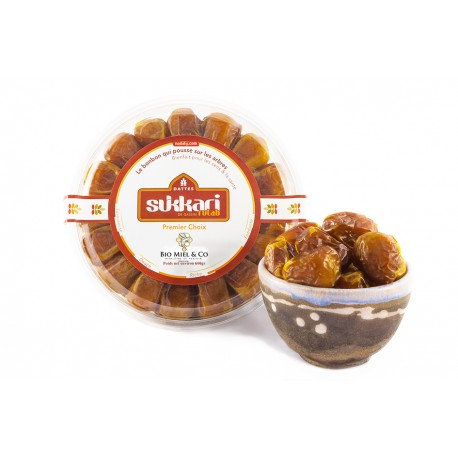 Sukary PREMIUM dates of arabia 650gr
