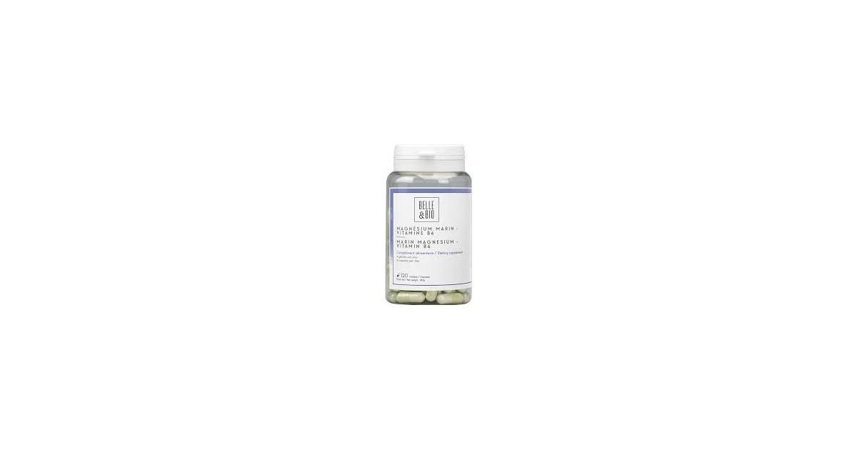 Magnésium Marin - Vitamine B6
