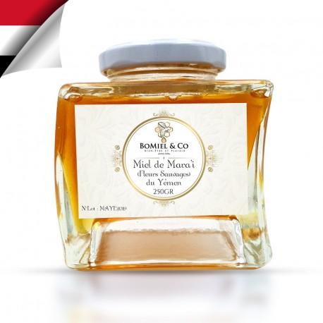Miel de Mara'i (fleurs sauvages) du Yémen