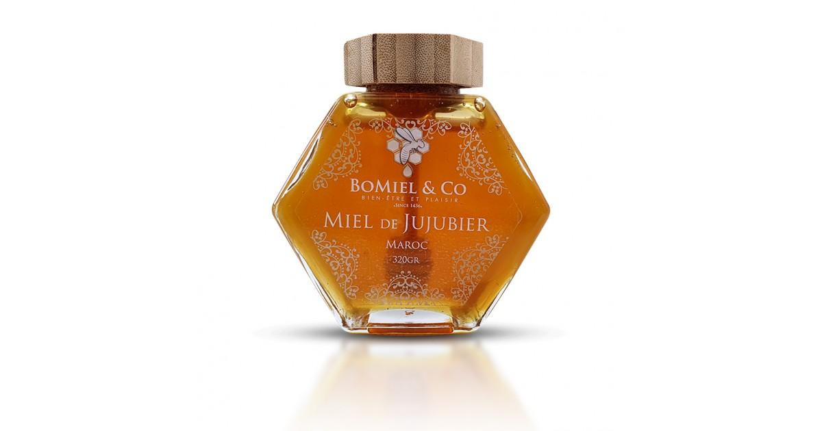 Honey Jujube / sidr of Morocco - 320gr COLLECTOR