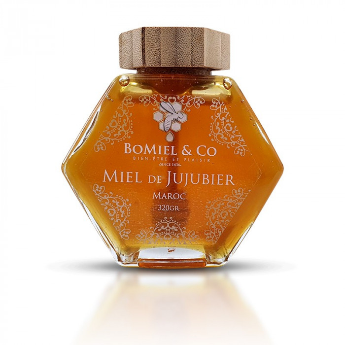 Miel de azufaifa / sidr de Marruecos - 320gr COLECTOR