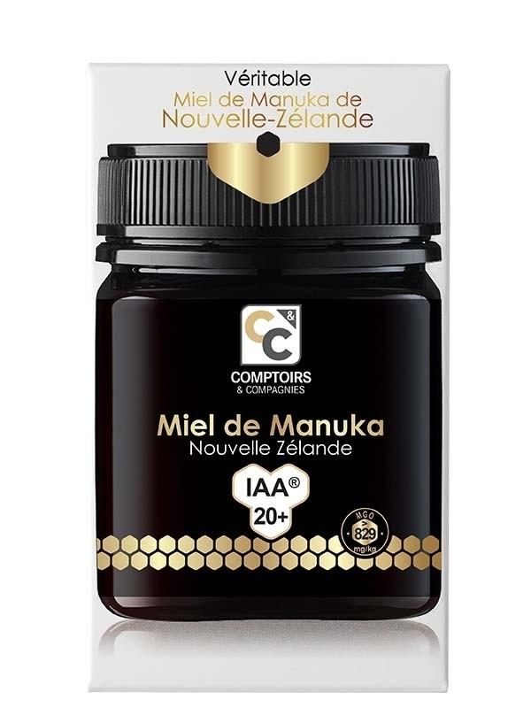 Manuka honey IAA18 +
