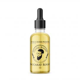 Aceite de barba de madera