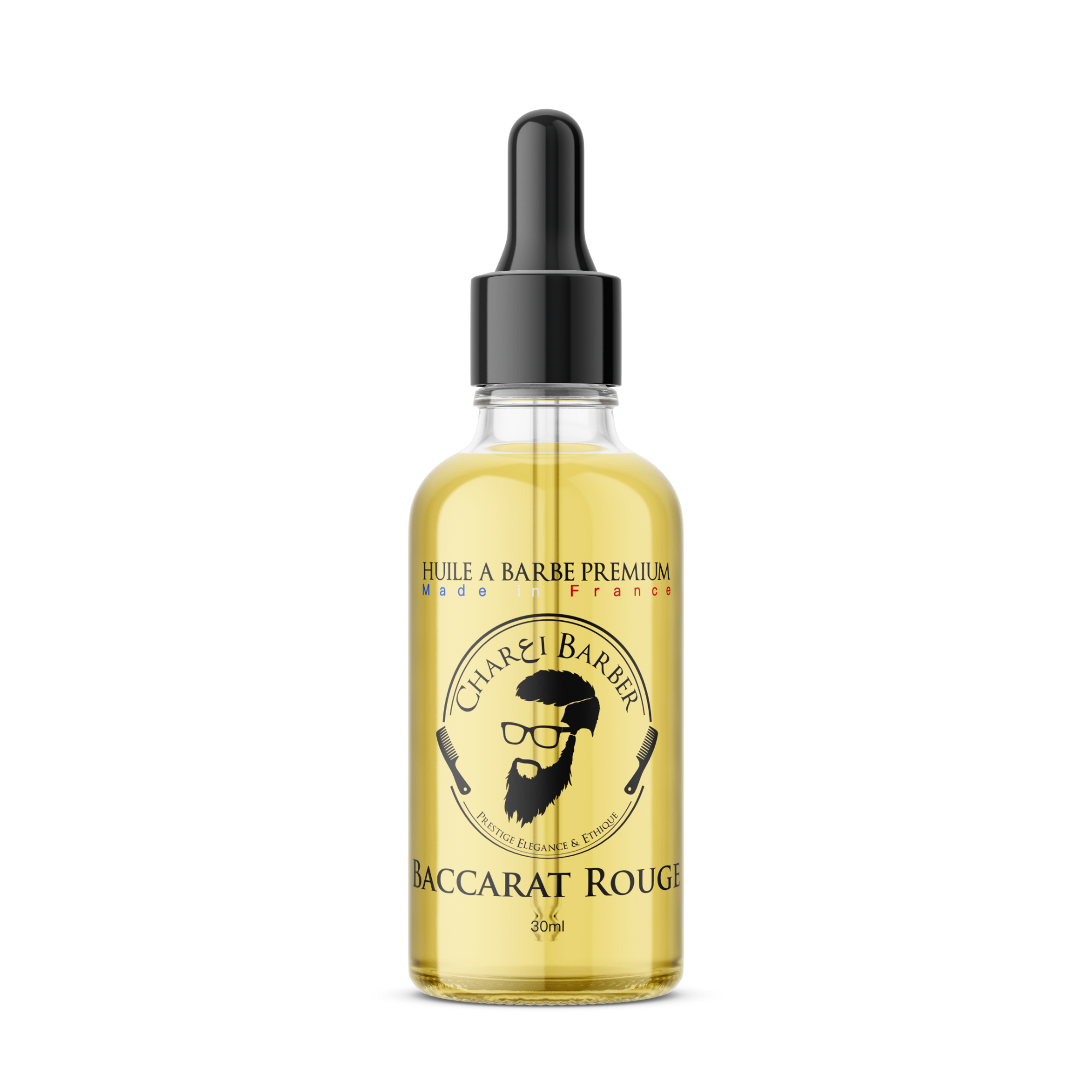 Wood Beard Oil