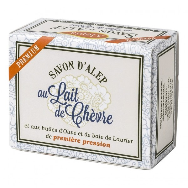 Aleppo Premium Soap with Goat's Milk