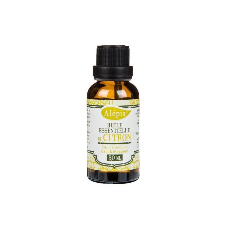 Ätherisches Öl Zitrone