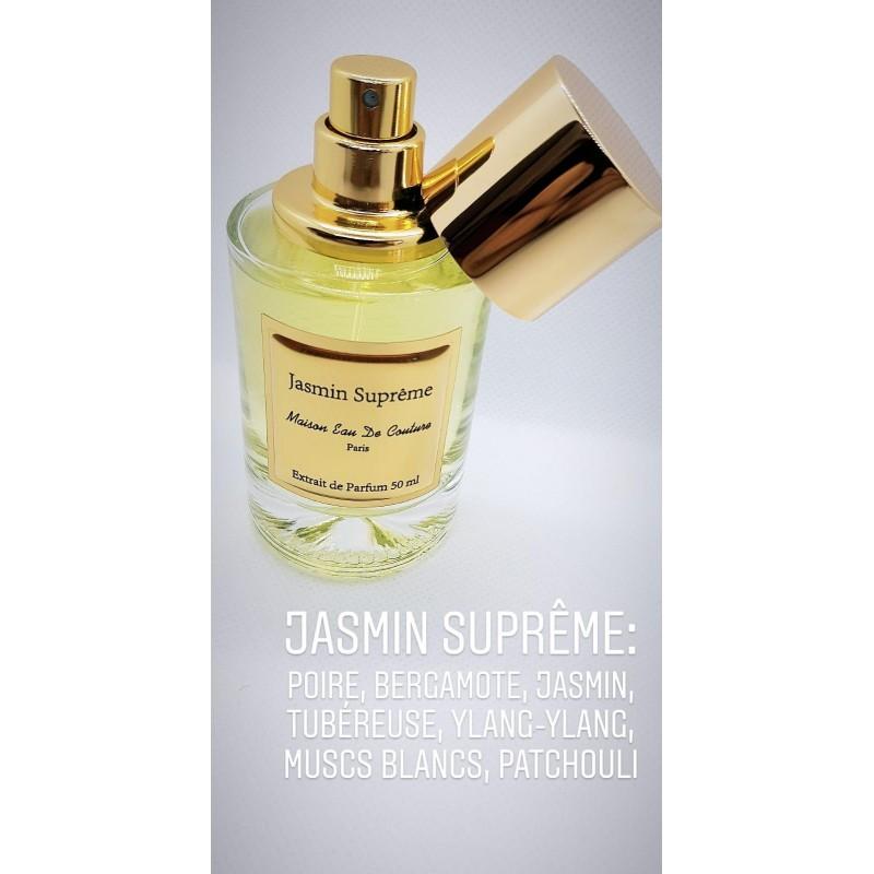 Jasmin suprême Maison eau de couture