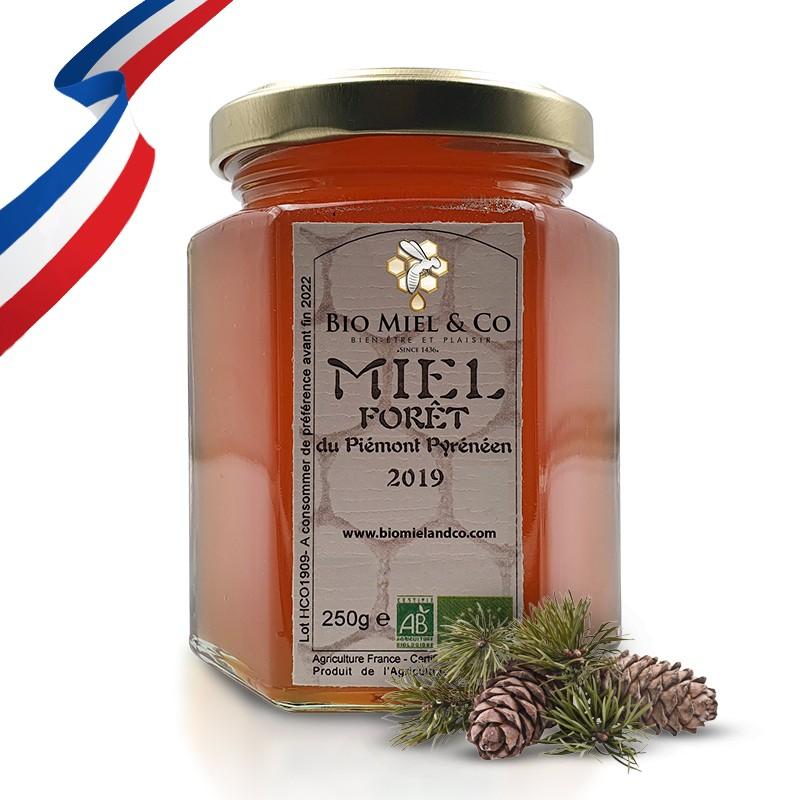MIEL DE FORÊT certifié AB BIO de France (Aude)