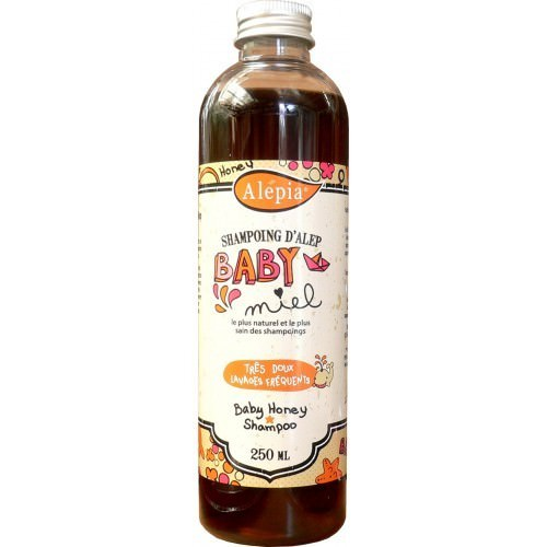 Aleppo Baby-Honey Shampoo