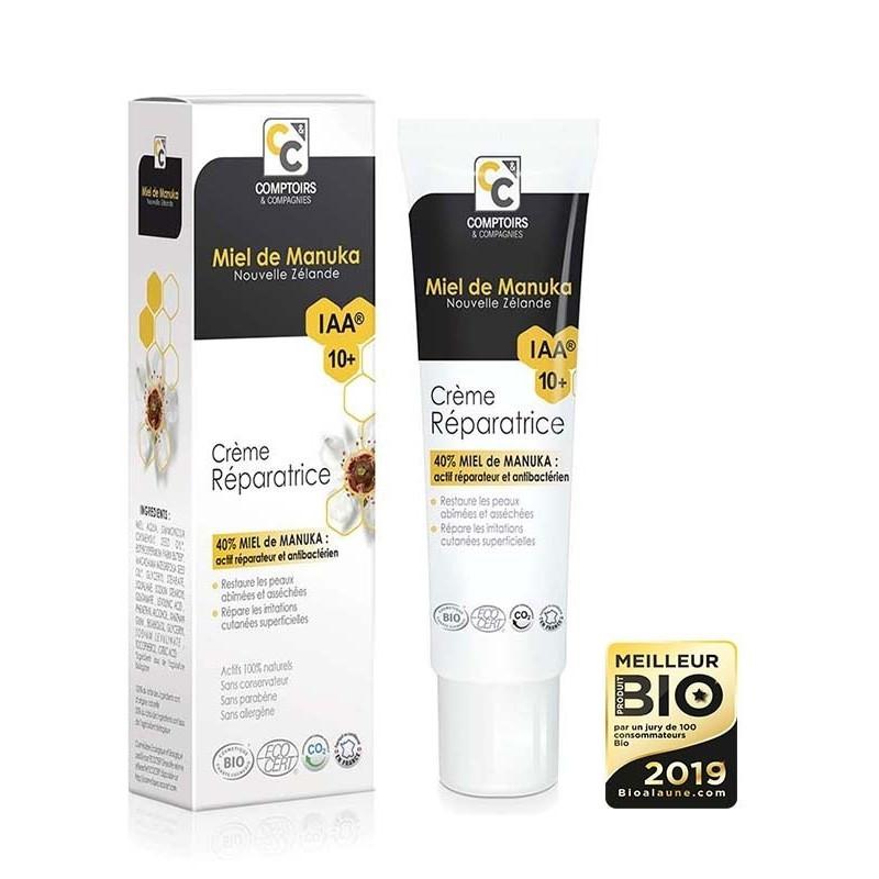 Organic healing cream...