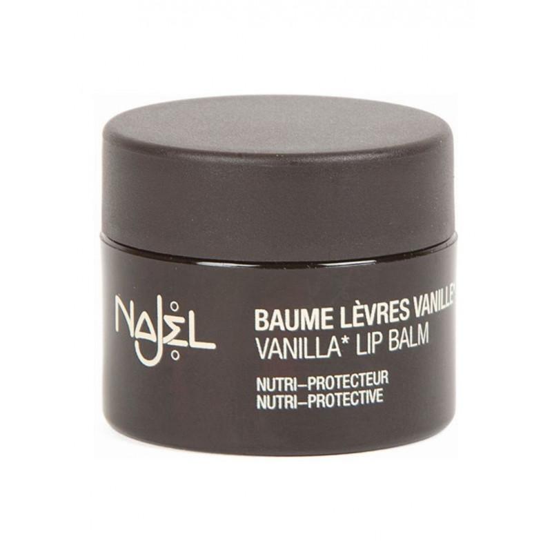 Baume à lèvres Vanille