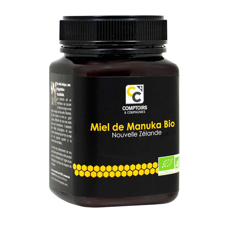 Miel de Manuka BIO - Pot de...