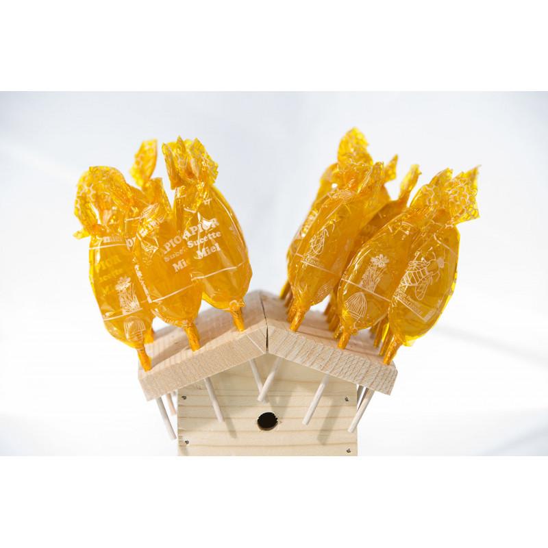 5 Honiglutscher