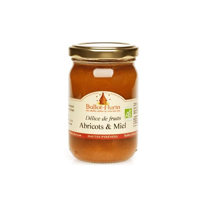 Délice Abricots & Miel BIO