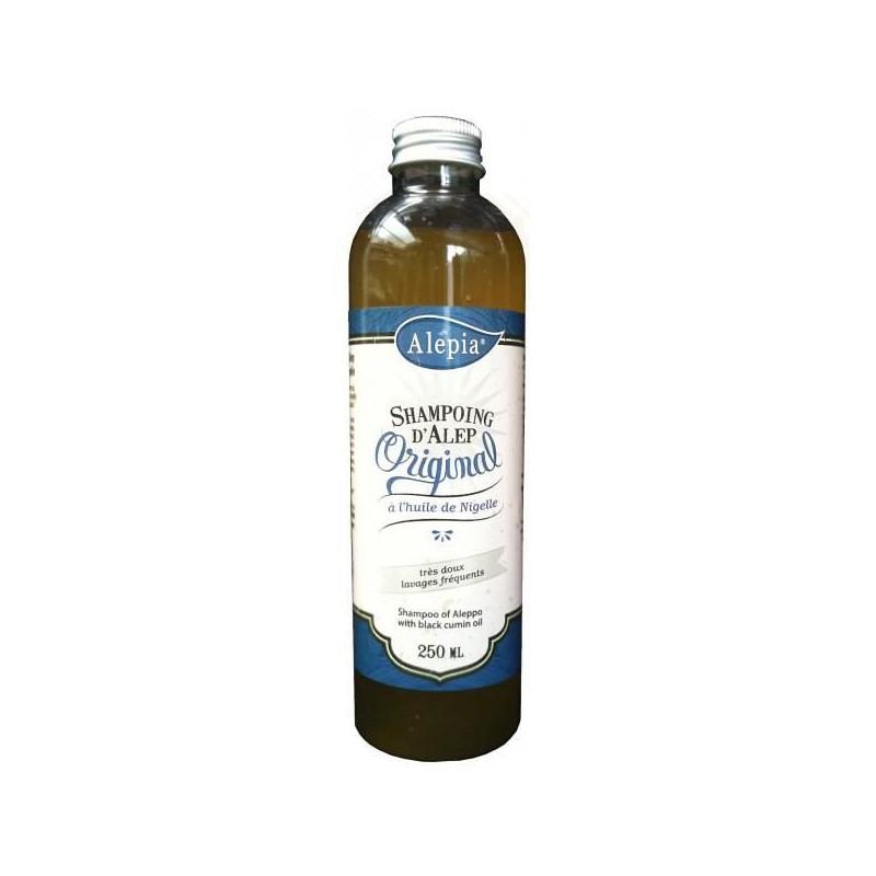 Aleppo-Shampoo mit Nigella-Öl