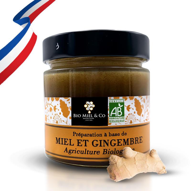 Miel et Gingembre (2.5%) BIO
