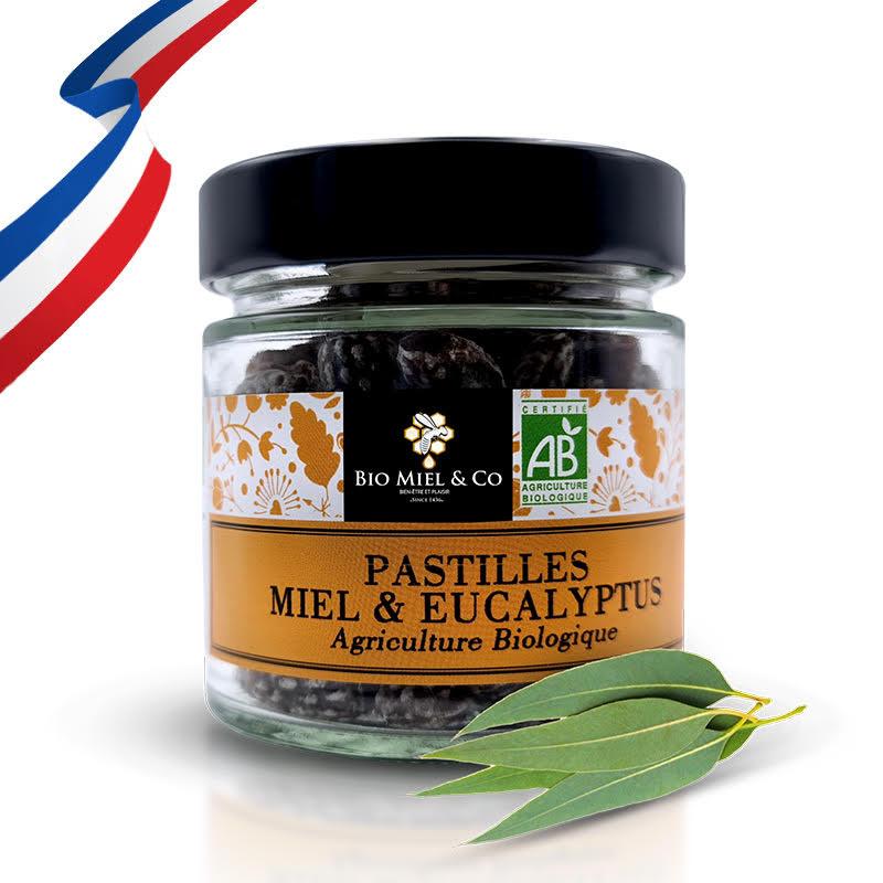 Pastille Miel et Eucalyptus...