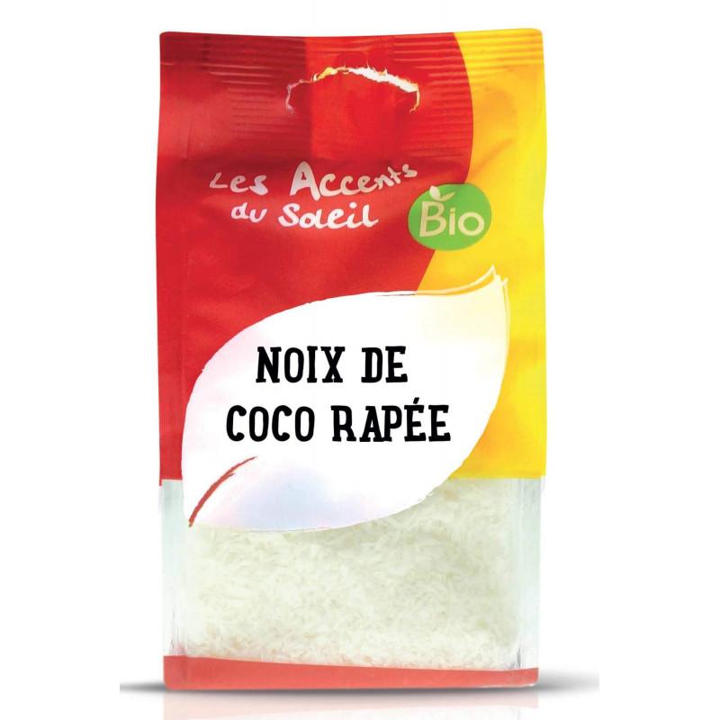 Noix de coco rapées Bio 100g