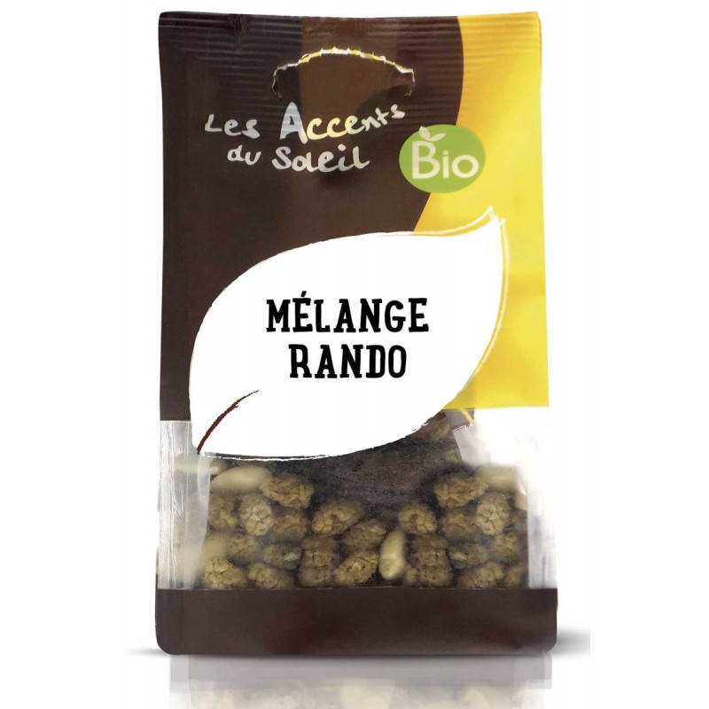 Mélange Rando Bio 125g