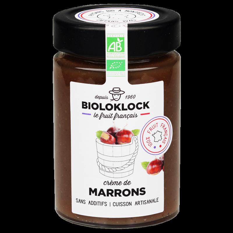 Crème de marrons AB Bio - 230g