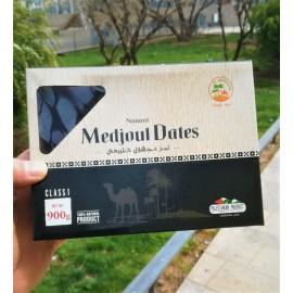 Dattes Medjoul de Palestine (gros calibre classe 1)
