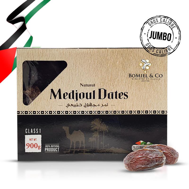 Dattes Medjoul de Palestine...