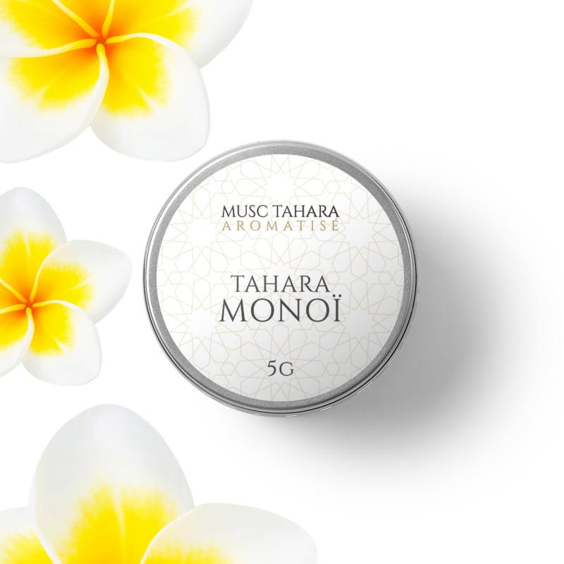 Musc Tahara aromatisé Monoi...