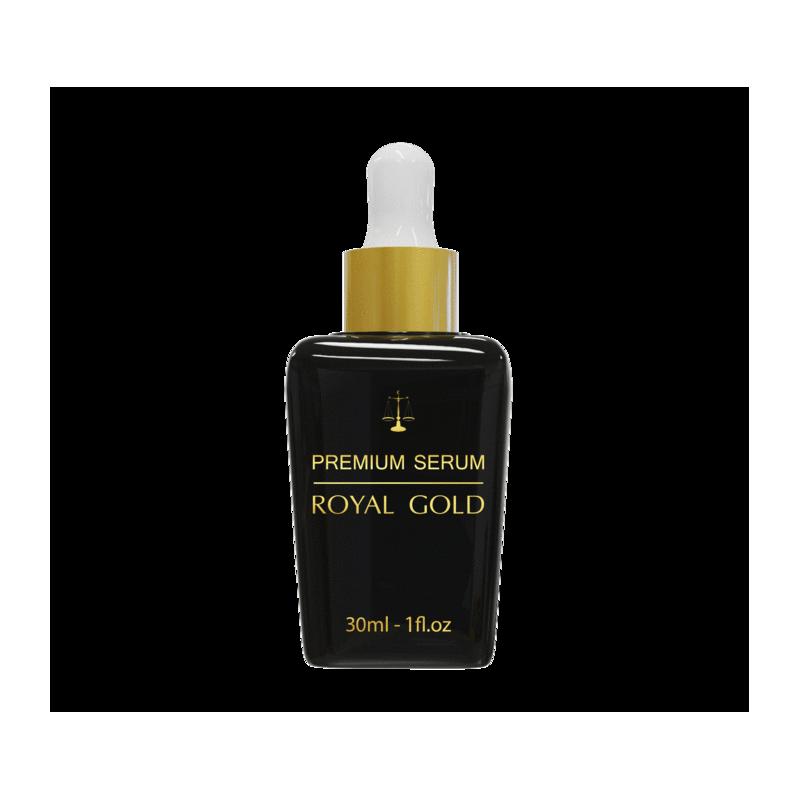 Sérum pour barbe Royal Gold...