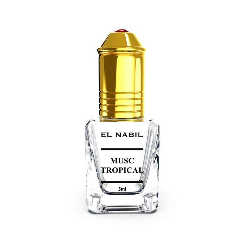 Musc Tropical El Nabil - 5ml