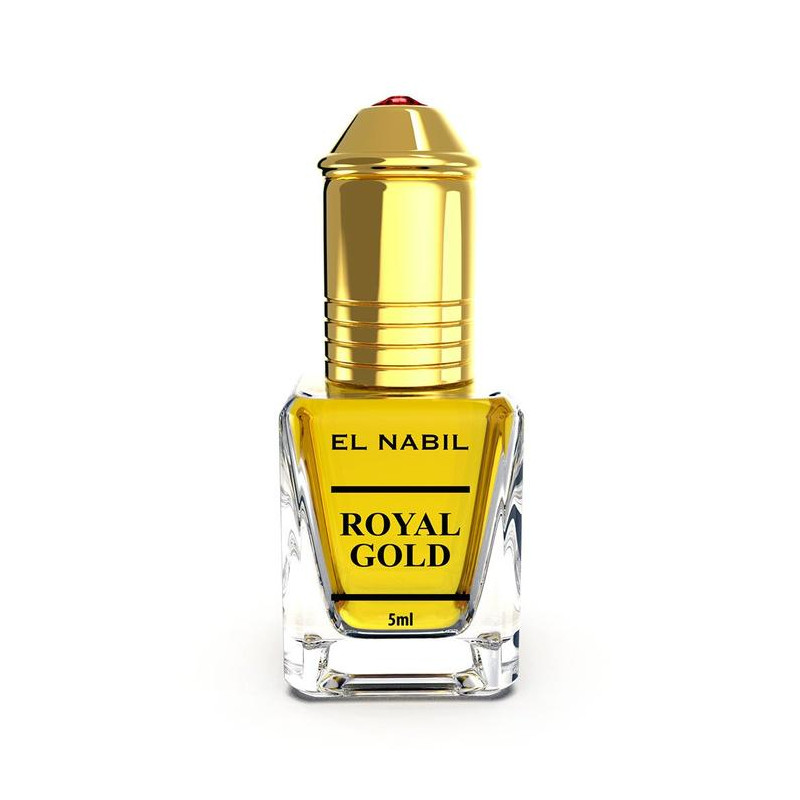 Musc Royal Gold El Nabil - 5ml