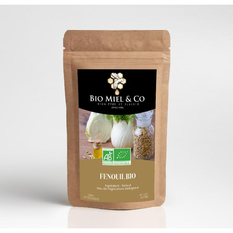 Fenouil en grains Bio - 100g