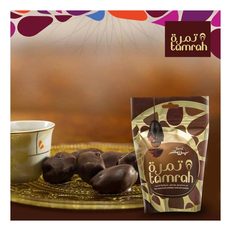 Dattes amandes / chocolat...