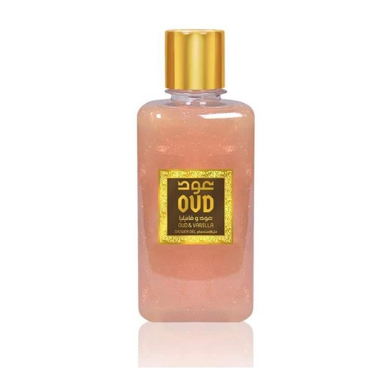 Vanilla & oud scented...
