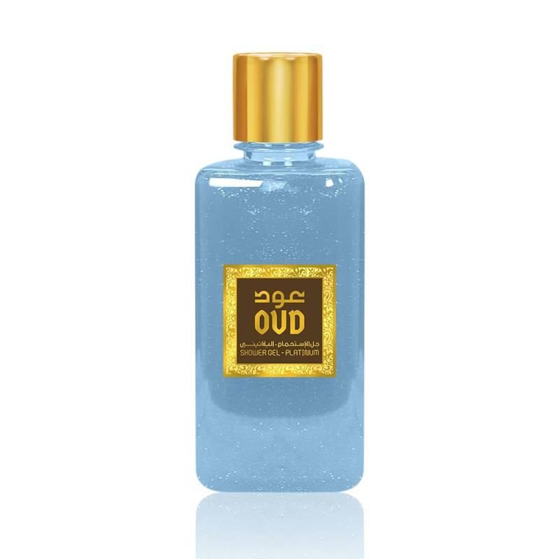 Gel de ducha perfumado...