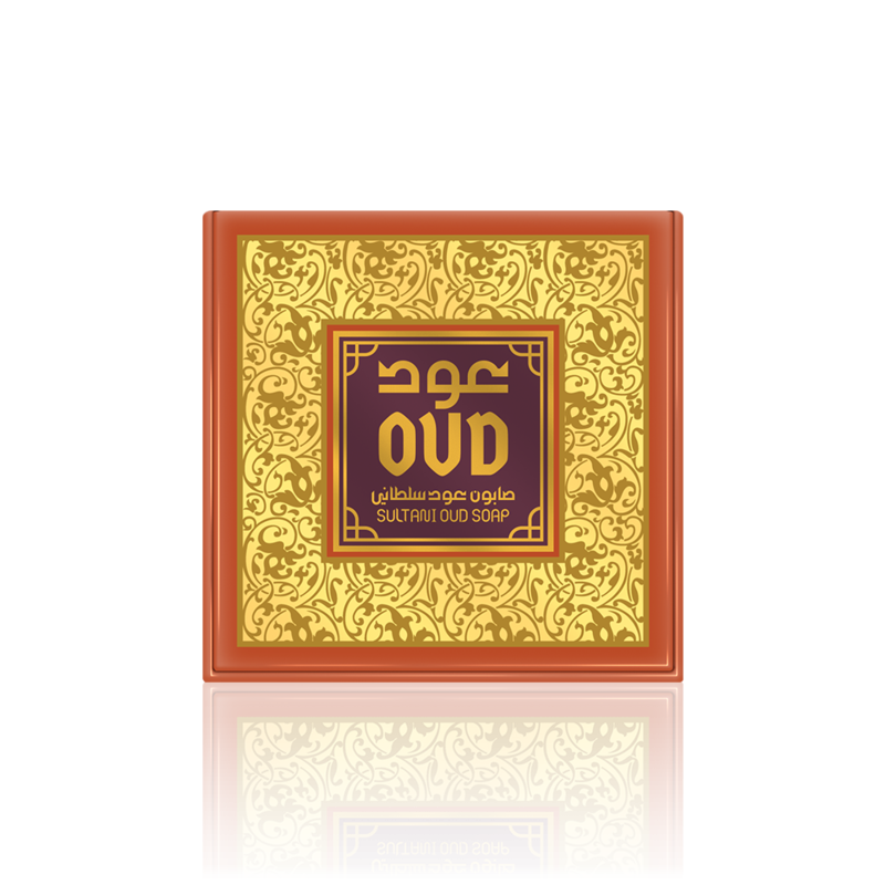 Oud sultani soap - 125g
