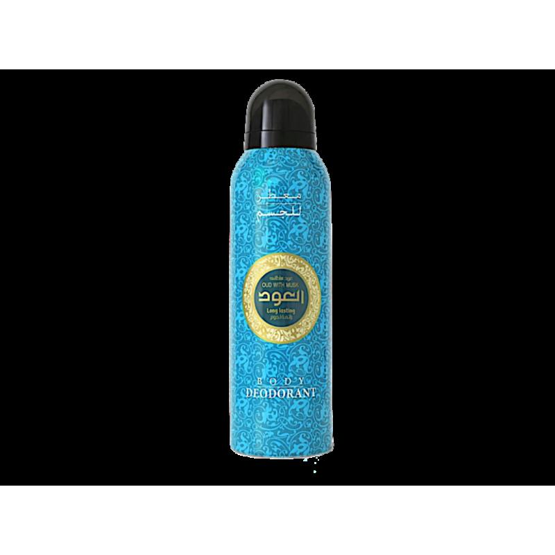 Déodorant OUD & MUSK - 200ml